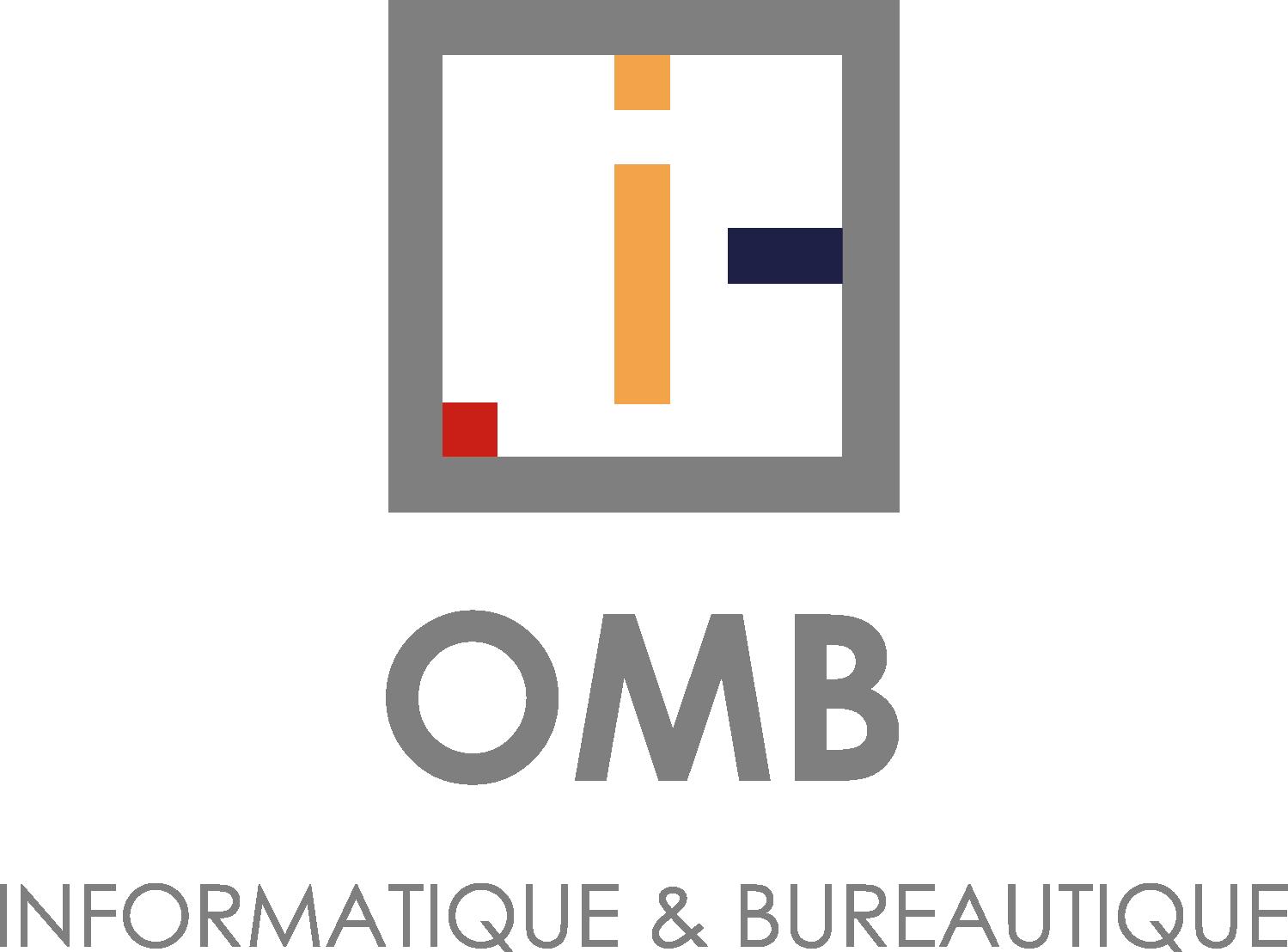 Logo OMB Informatique & Bureautique